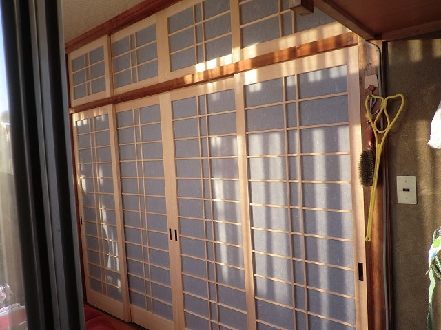広島市の和室リフォーム工事
