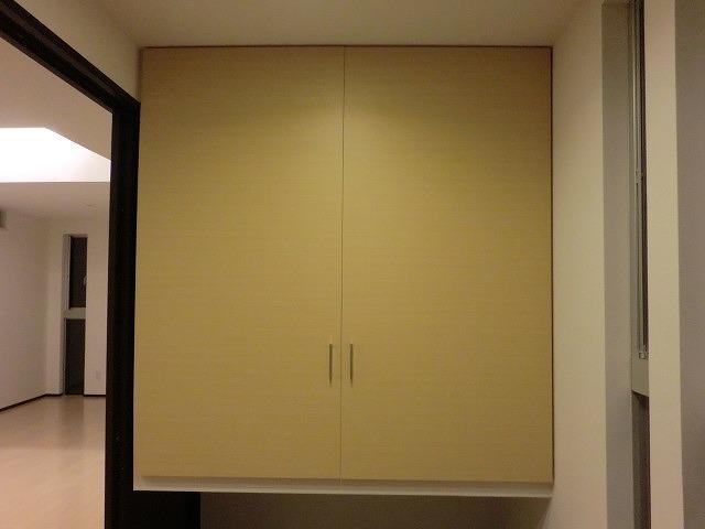 広島市の新築工事和室収納扉