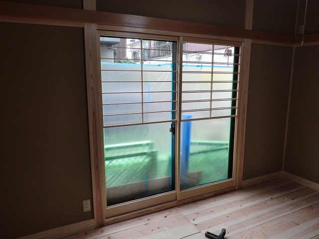 広島市の新築工事