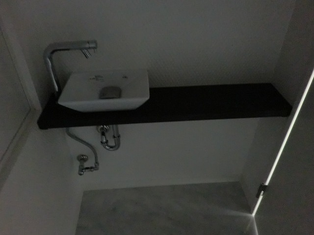 トイレ棚板
