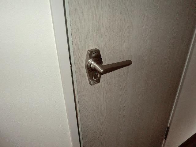 トイレレバーハンドル交換