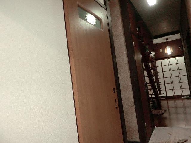 トイレ片引改修工事