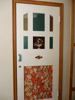 porta carinaショップの玄関ドア