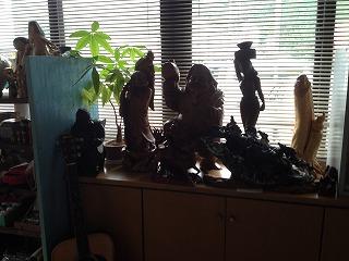木彫りたち