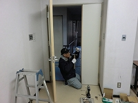 建具の修理
