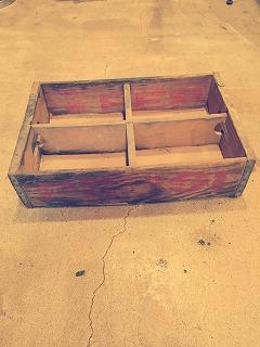 AMERICA VINTAGE PEPCI 木箱