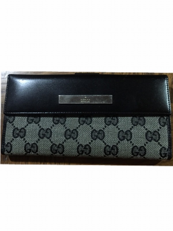 OLD GUCCIの財布