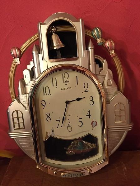 SEIKO掛け時計