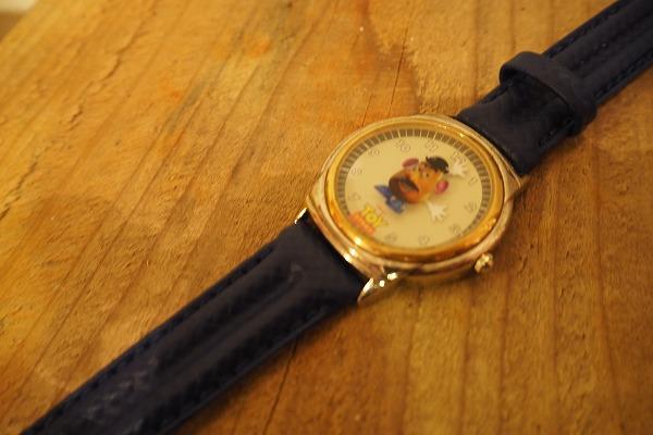 toystoryのかわいい時計です。