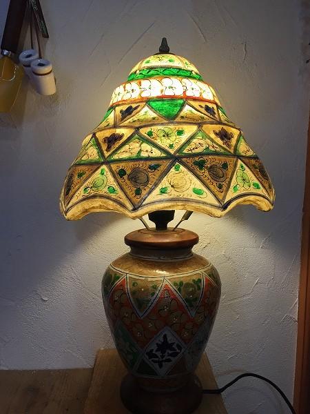 アンティークアジアン照明