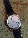 アニエスべーの時計ベルト、電池新品交換済み