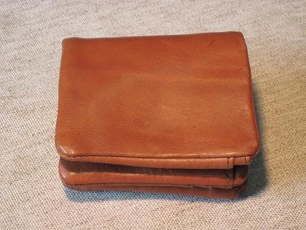 ふっくら2つ折り財布