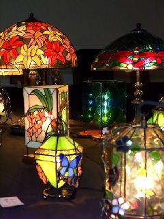 ガラスアート展 2008