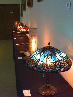 ガラスアート展2008−1