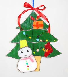 プチかわいいクリスマスツリー