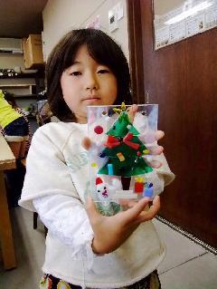 ギャラリー元浜ガラス体験6