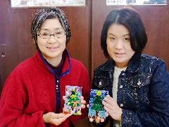 ギャラリー元浜ガラス体験16