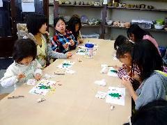 ギャラリー元浜ガラス体験30