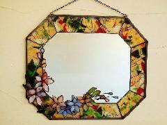 M邸装飾鏡