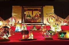 日本一 ステンドグラスのお雛様2013−1