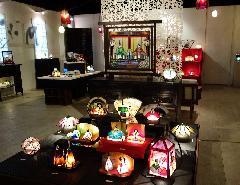 ステンドグラスのひな祭り展2014−2