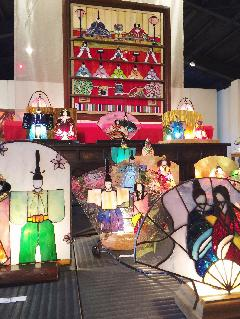 ひな祭り展2015イッセイドー1