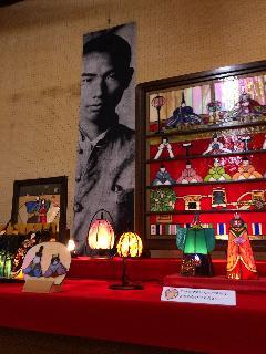 「ガラスと布でつくる南吉童話の世界」特別展