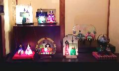 旧中埜半六邸の雛祭り