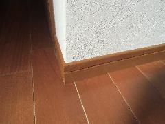 大和郡山市 巾木の補修