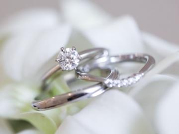 一つだけの高品質な結婚指輪をオーダーで