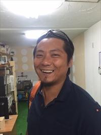 下地補修工事責任者 香山誠司