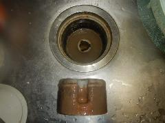キッチンの排水管洗浄