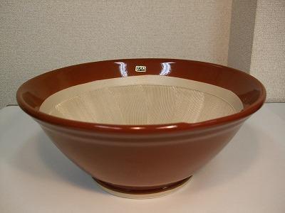 すり鉢(18号)