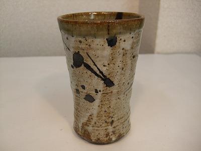 光生作 フリーカップ(灰ロマン)