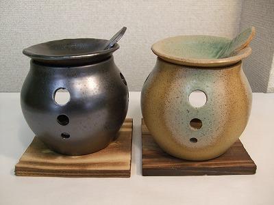 茶香炉(丸葉)