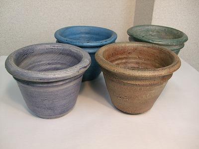 カラー鉢(10個セット)