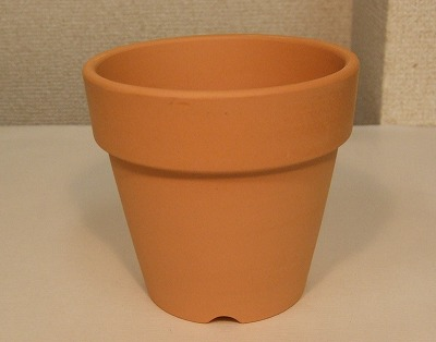 3.5号素焼き鉢【1ケース】