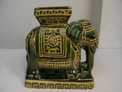 アジアン象(小)【一対】