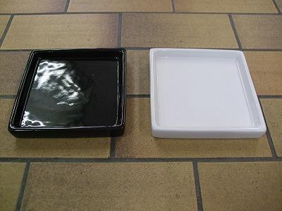 インテリア鉢-大(受け皿)