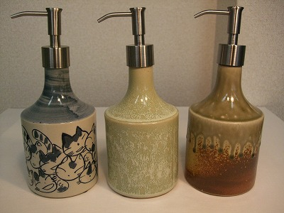 シャンプー・手洗いボトル2