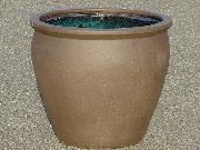 水鉢2【黒土】