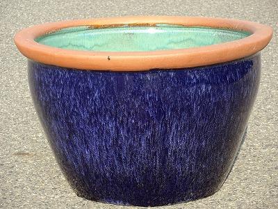 水鉢18【青釉】D