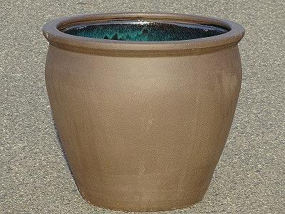 水鉢2【黒土】B