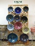 インテリア手洗い鉢(8号)(2)