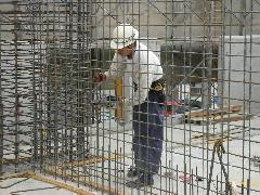 府営長居西第1期高層住宅新築工事