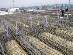 大和川高架橋工事