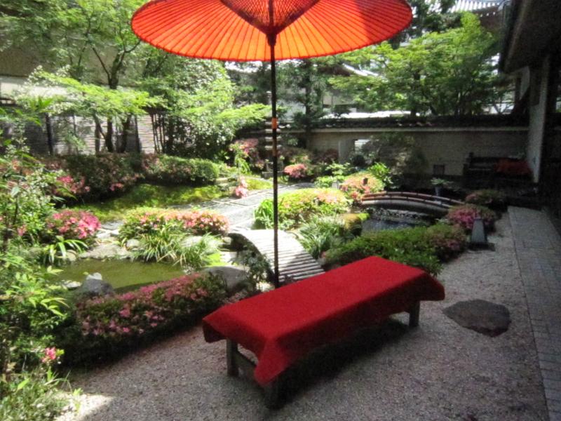 G旅館(庭園)