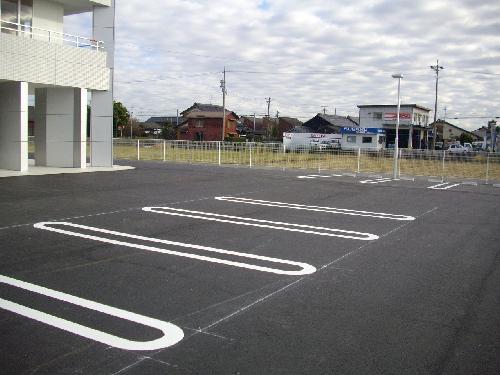 駐車場増設