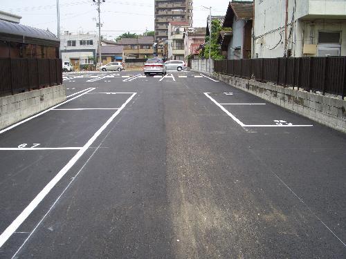 一般的な舗装工事
