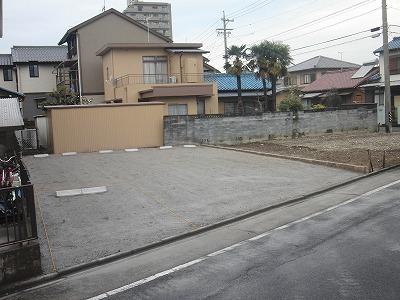 大永寺砕石駐車場